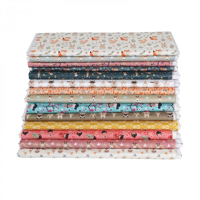 craft fabric cotton print collection