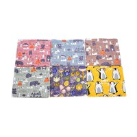 Cotton printed bundle