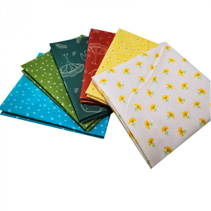 Augest Fat quarter collection