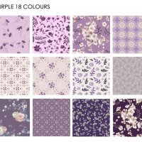 Cotton fabric Quilt kit
